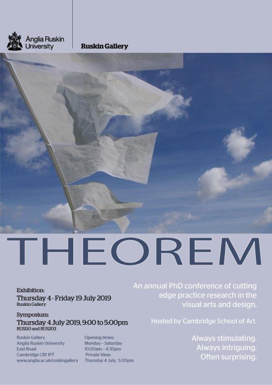 Theorem 2019 poster