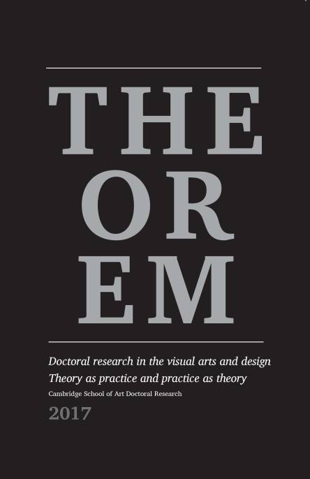 Theorem 2017 cover
