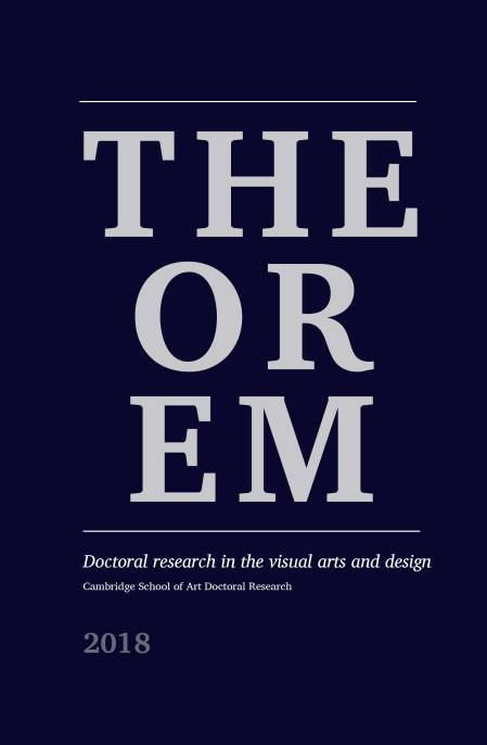 Theorem 2018 cover