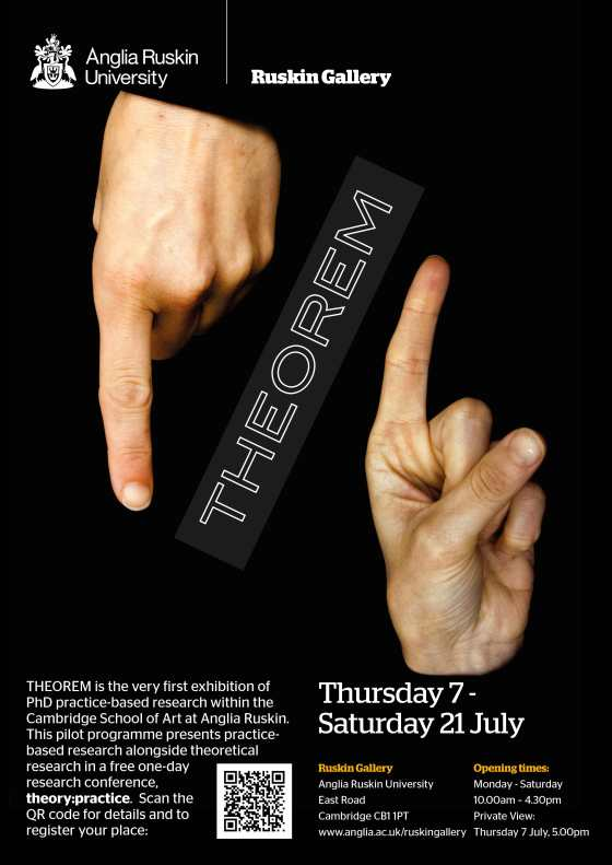 Theorem 2016 poster